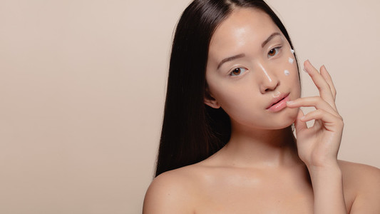 Simple beauty regime