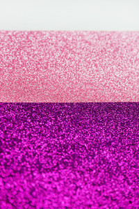 Pink and glitter gradient texture