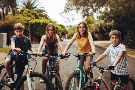Bicycle Gang