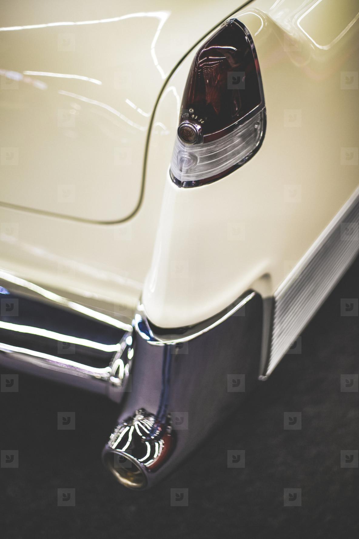 US Muscle Car Vintage Oldtimer