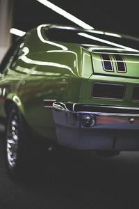 Chevrolet Nova SS US Muscle Car Vintage Oldtimer