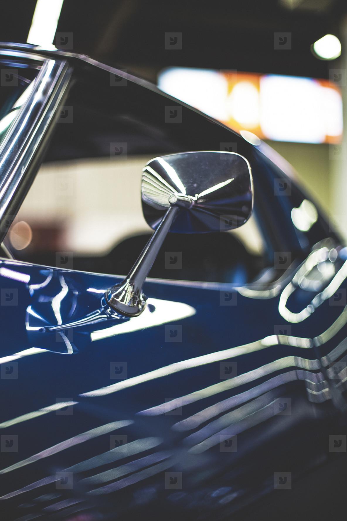 Chevrolet Corvette Stingray US Muscle Car Vintage Oldtimer