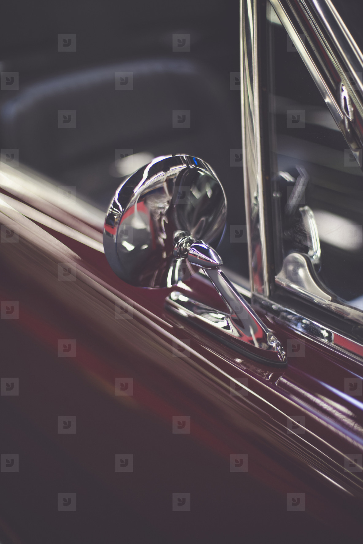 Ford Mustang US Muscle Car Vintage Oldtimer