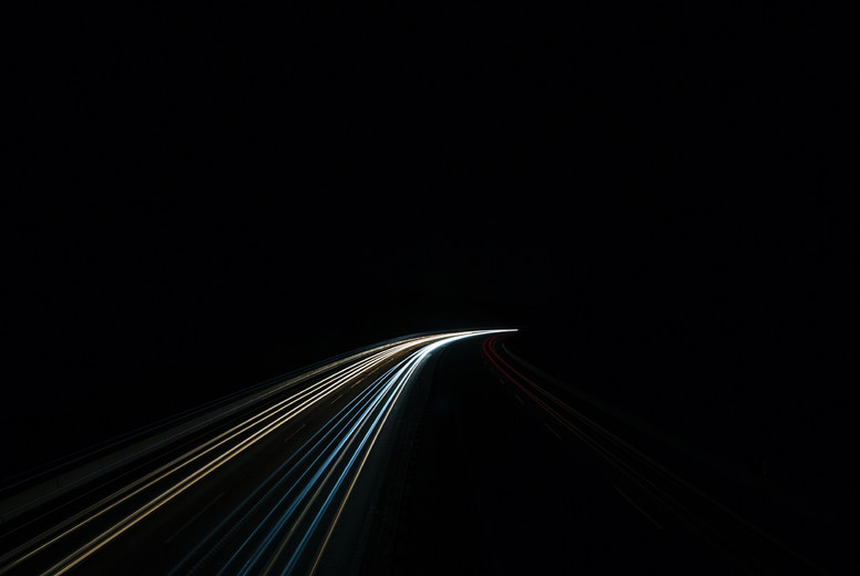 Highway at Night