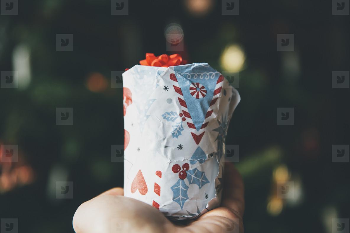 Christmas gift present