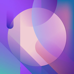 Colorful Geometric Background 01
