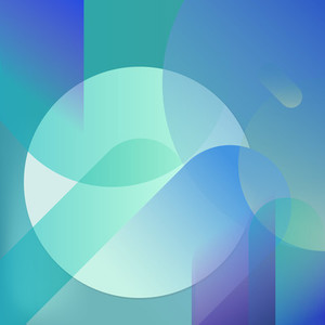Colorful Geometric Background 03