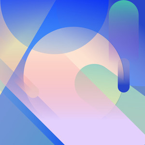 Colorful Geometric Background 04