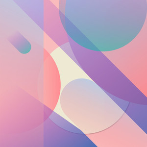 Colorful Geometric Background 05