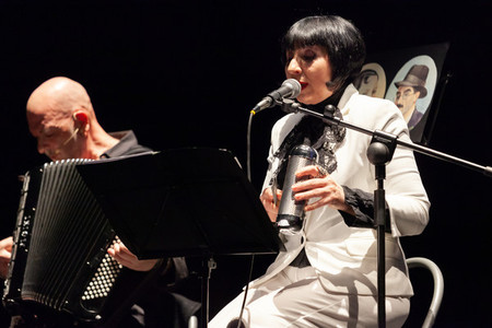 Concert Cuco and Luisa Perez  in Madrid