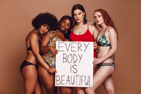 Every body is beautiful