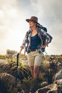 Hiking for adventure and fitness for all ages