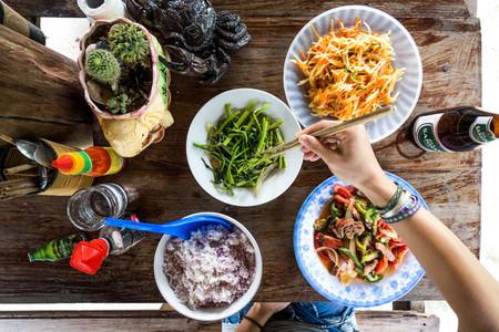 Vietnamese countryside food