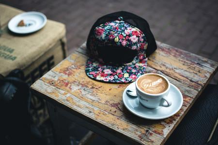 Hipster espresso macchiato