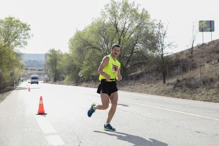 Marathon Vias Verdes Madrid 2019