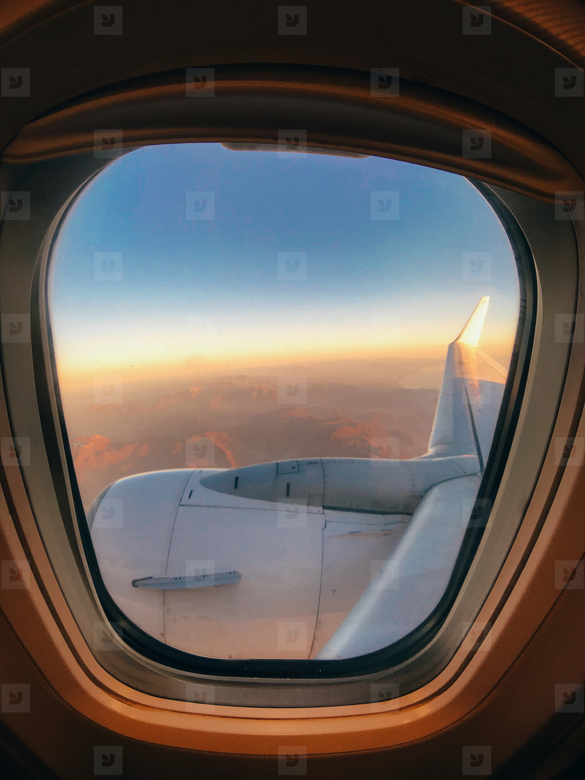 Photos View Through The Airplane Window Youworkforthem