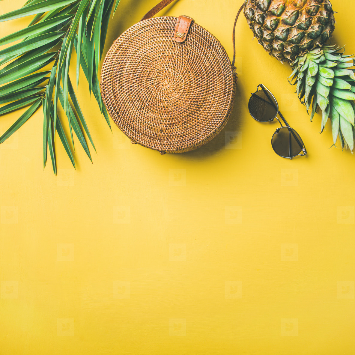 Yellow background images