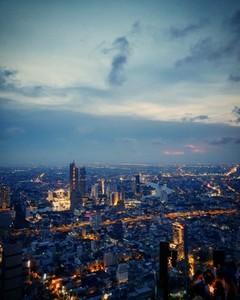 View of Bangkok City 03
