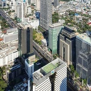 View of Bangkok City 04