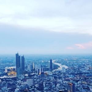 View of Bangkok City 05