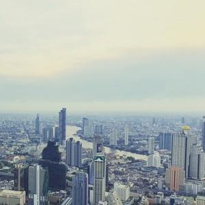 View of Bangkok City 06