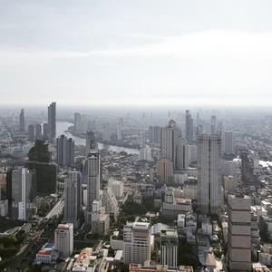 View of Bangkok City 07