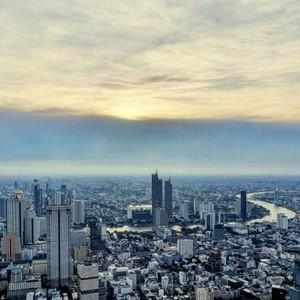 View of Bangkok City 08