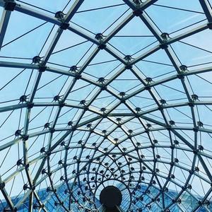 Spiral Texture Rooftop