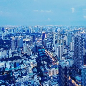View of Bangkok City 09