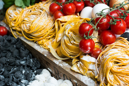 Pasta  tomatoes