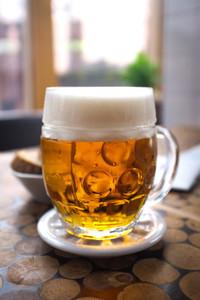 Czech pilsner beer