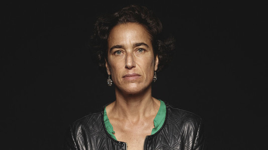 Portrait of a woman in jacket
