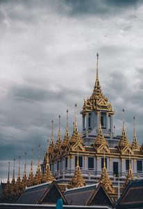 Loha Prasat at Wat Ratchanatda