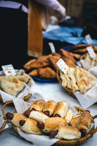 Sausage rolls quick snack