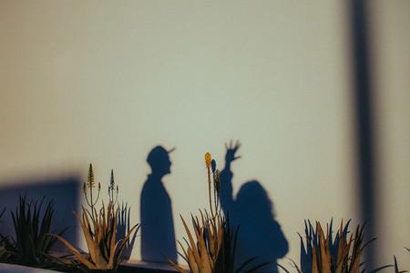 My friend shadow
