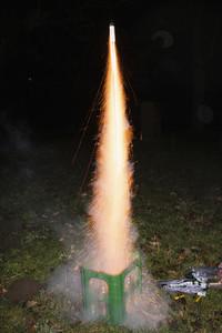 Illuminated fireworks 01