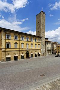 Civic Tower  Citta di Castello