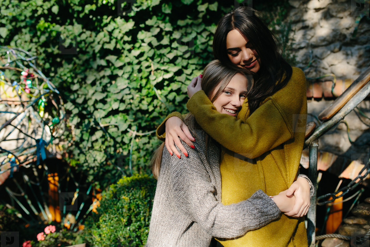 Image result for girls hug