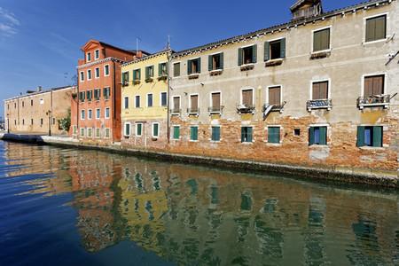 Rio dell Arsenal  Venice  Italy