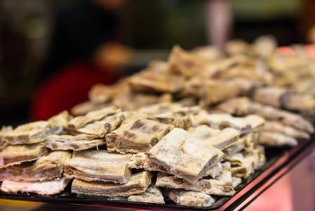 Ham bones for making broth at home