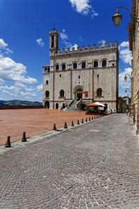 Palazzo dei Consoli Italy