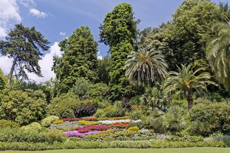 Botanical Garden of Villa Carlot