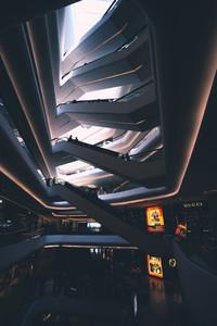 Dark Escalators
