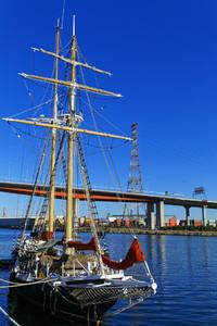 Historical Sail Boat