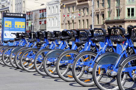 Melbourne Bike Share Scheme