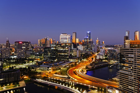 Melbourne City CBD