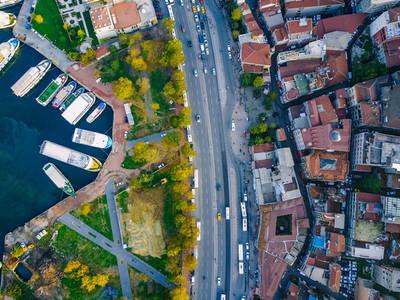 Istanbul aerial survey