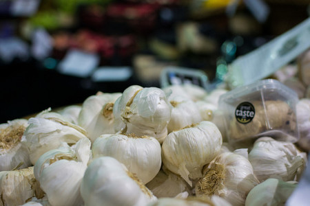 Strong garlic for sale