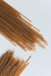 Symmetric pasta spaghetti