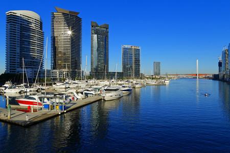 Docklands  Melbourne  Australia